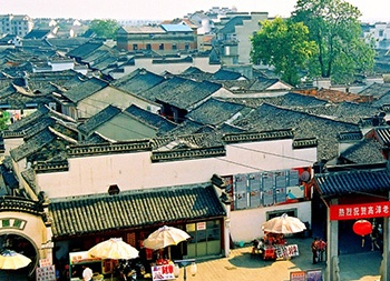 Gaochun Ancient Street